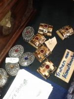 Mediaeval jewelry boxes