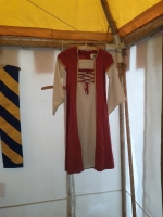 Mediaeval child's dress