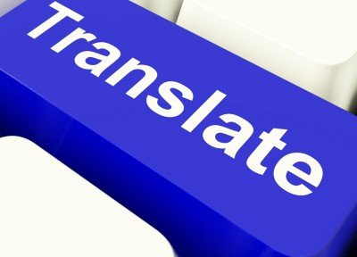 Translating English into English