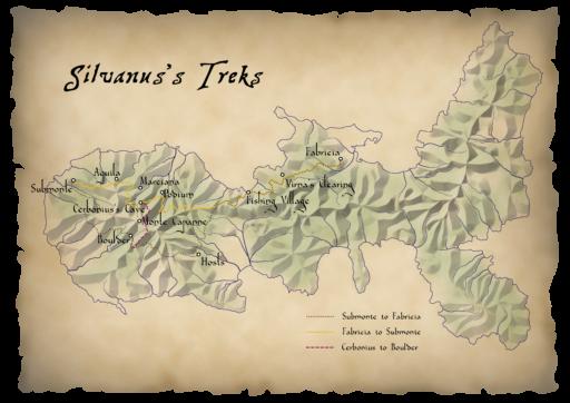Silvanus's Treks