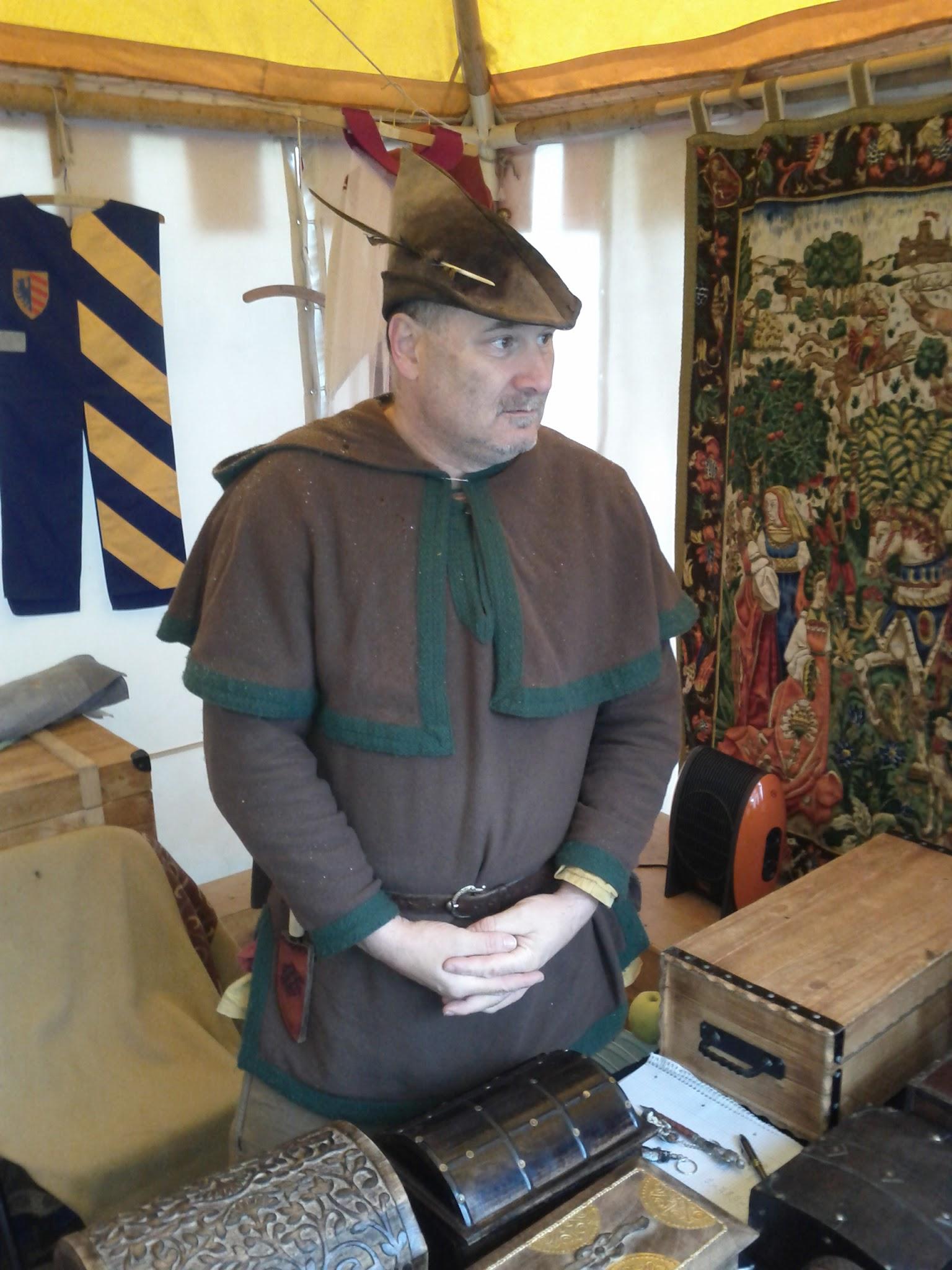 Mediaeval craftsman