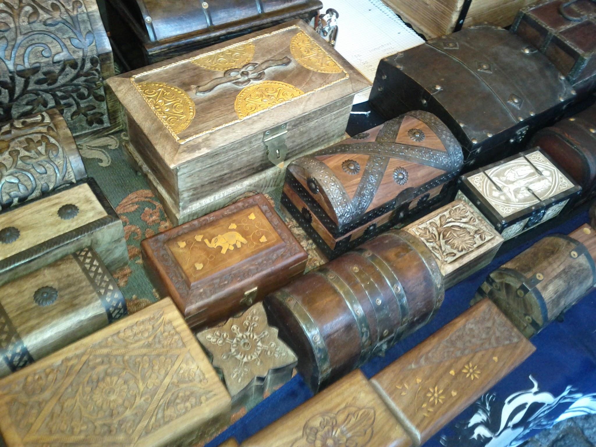 Fine mediaeval craftwork
