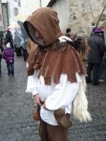 Mediaeval vagabond