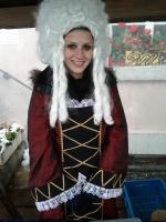 Noble mediaeval lady
