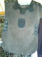 Mediaeval leather tunic