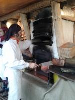 Mediaeval baker