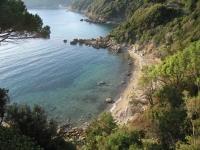 Hotel Viticcio's beach