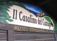 Il Casalino del Castagno museum in Poggio